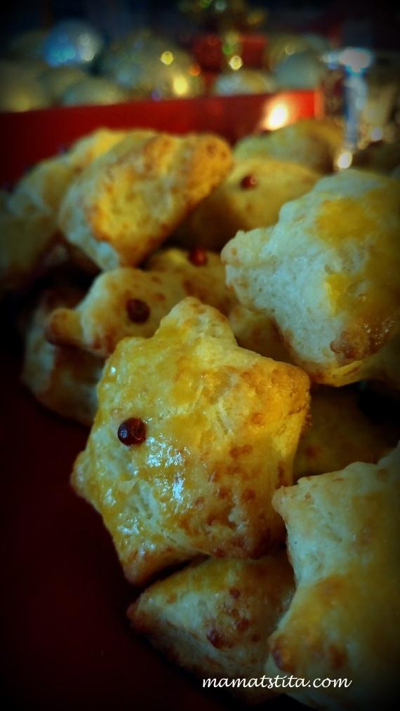 μπισκότα τυριού